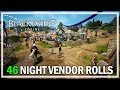 Black Desert Online 46 Night Vendor Rolls for Boss Armor - Episode 2