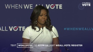 When We All Vote Rally in Las Vegas with Michelle Obama