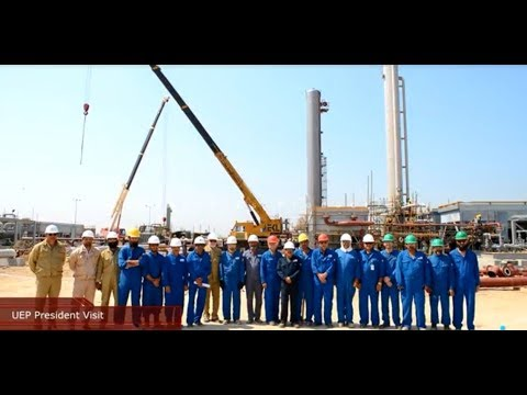 Naimat Phase-4 Gas Field Project-UEP United Energy Pakistan Limited