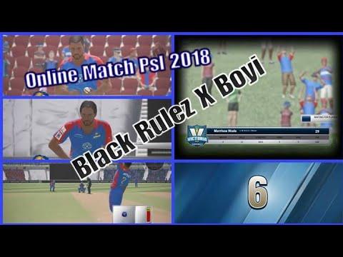 Karachi Kings Online Match Ps4