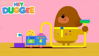The Tidy Up Badge - Hey Duggee Series 1 - Hey Duggee