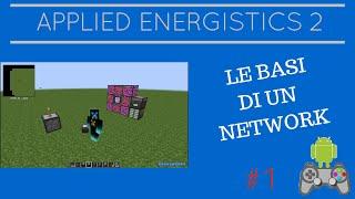Applied Energistics 2 Tutorial ITA #1