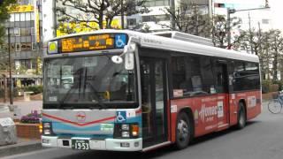 <京浜急行バス>M1852(PKG-LV234L2) 大森駅