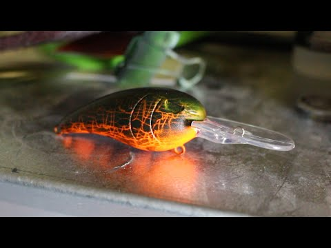 Download How To Custom Paint A Crawfish Pattern Crankbait W
