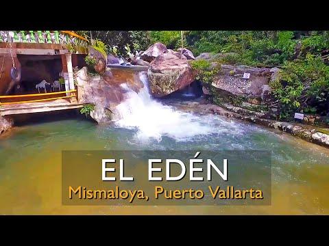 Cómo llegar a El Edén que está cerca de Mismaloya en Puerto Vallarta, Jalisco, México