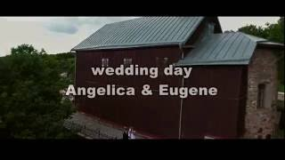 Свадьба с квадрокоптера в Гродно DJI Phantom
