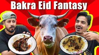 Bakra Eid Fantasy | Comedy Skit | Bekaar Films