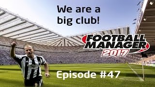 Football Manager 2017: Newcastle United Part 47 - Our Biggest Defeat Ever!