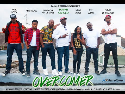 VIDEO: Sammie Okposo – Overcomer ft. Nikki Laoye, MC Abbey, EmmahOhMaGod, Henrisoul,Karl Nova & Shabach