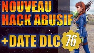 FALLOUT 76: UN NOUVEAU HACK ENCORE PIRE APPARAIT  + DATE ET NEWS DU DLC WASTELANDERS !