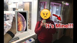 Crazy Lady Yells At Me For Winning Iphone Xs!!! *tries To Buy It*| Joystick
