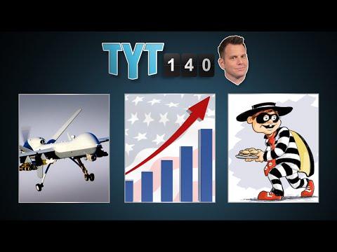 Al Qaeda Ransoms, Ted Cruz, Growth Figures, McDonalds & Martha Stewart | TYT140 (July 30, 2014)