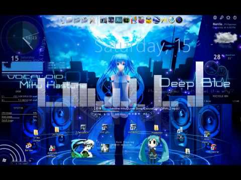 how to change equalizer on windows 7