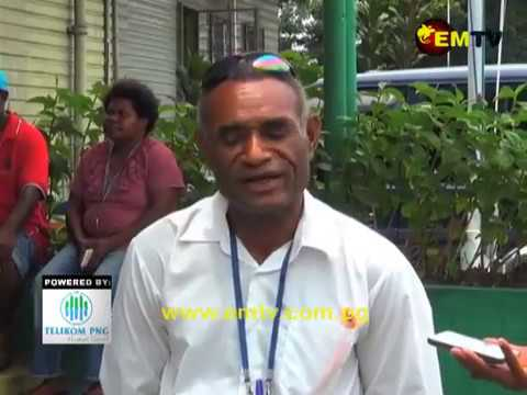 Health Officers in Lae District on Strike Over Administrative Issues