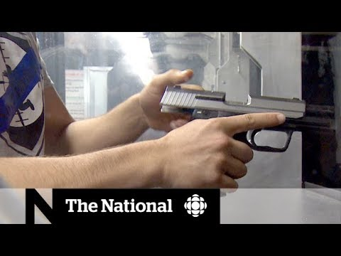 Mentally ill Canadians have legal access to guns | Go Public