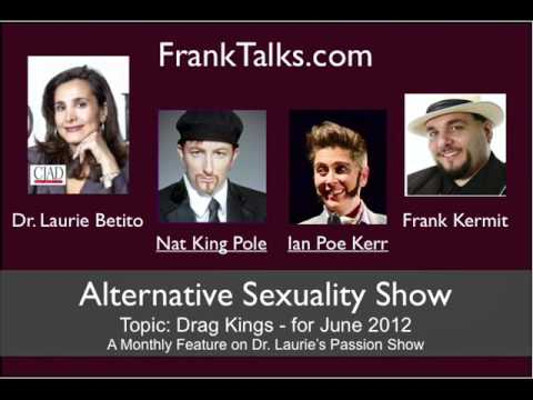 Alternative Sexuality show on Passion CJAD about Drag Kings