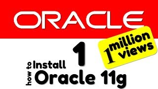 Oracle Database tutorials 1: How to install Oracle Database 11g on windows 7