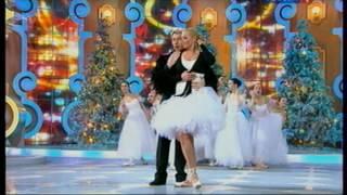 Танцевать Волочкова с Басковым   ГО 2012