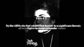 Silva Kaputikyan Top # 5 Facts
