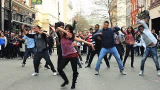 ICC World Twenty 20 Bangladesh 2014, Flash Mob - London, UK