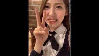 프로듀스48에 출연했던 모기 시노부(茂木 忍)의 2019년 4월 19일자 인스...