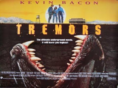 Tremors  Outakes.