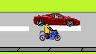 Ferrari ve Kawasaki Hikayesi | Paint Terk