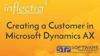 Microsoft Dynamics AX Müşteri oluşturma