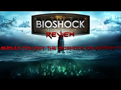 BioShock The Collection Review | Should You Buy It??