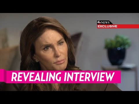 Caitlyn Jenner Talks Same-Sex Marriage, Playing Golf With Donald Trump in Diane Sawyer Interview
