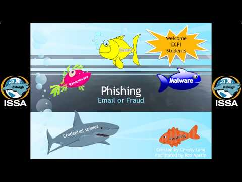 How to recognize a phishing Email?