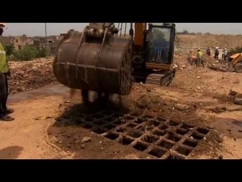 IL&FS: Construction and Demolition Waste Management Facility, Burari