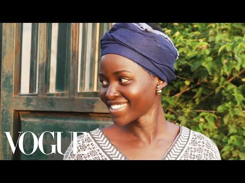 Lupita Nyong'o Visits Her Family Home and Farm in Kenya | Vogue