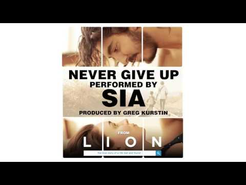 Thumbnail: Sia - Never Give Up (from the Lion Soundtrack)