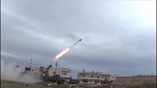 Сирия: бои и переговоры