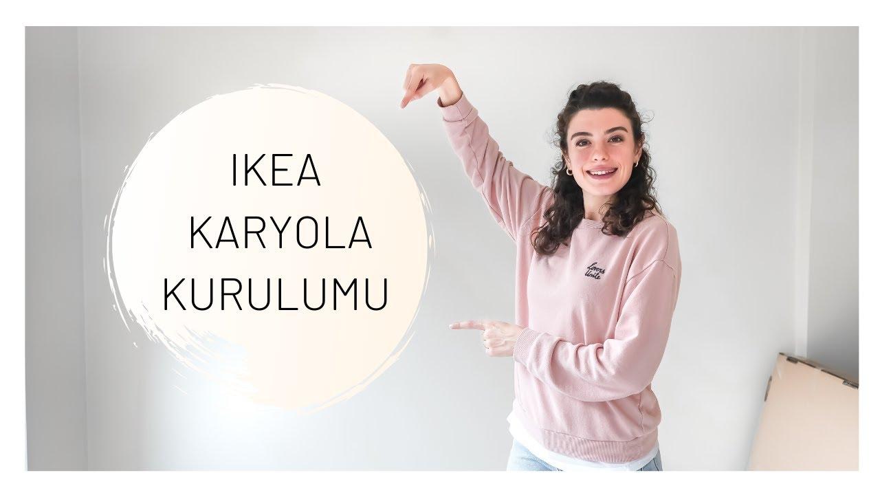 IKEA HEMNES KARYOLA KURULUMU