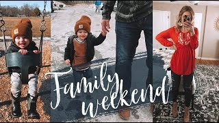 Weekend Family Vlog | Before The Quarantine!!