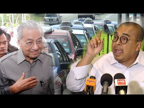 Heed Dr M's orders, Big Blue Taxi tells Transport Ministry, APAD