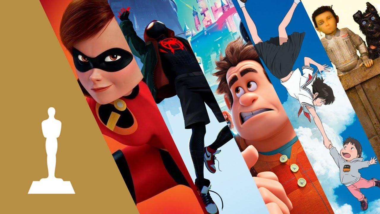 Best Animation 2019 OSCAR 2019