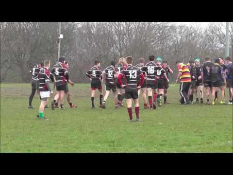Salem vs Mosborough U15's