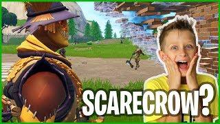 New Scarecrow Skin!