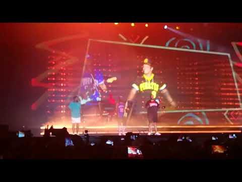 Bruno Mars - Locked Out Of Heaven - 2018-06-22 Madrid (Wanda Metropolitano)
