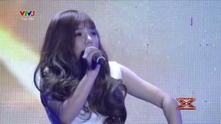 CON YÊU MẸ - TRẦN MINH NHƯ - LIVESHOW 7 THE X FACTOR - NHÂN TỐ BÍ ẨN 2016 (SS2)