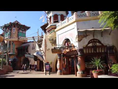 A Walk-through of Port of Entry At Universal Islands of Adventure
