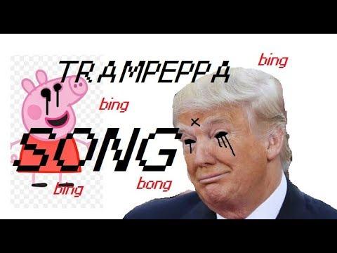 TRUMP & PEPPA PIG - THE BING BONG SONG