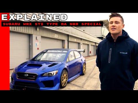 The Story Of Subaru WRX STI Type RA NBR Special Nurburgring Lap