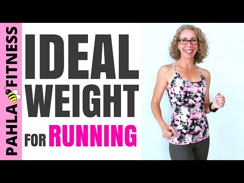 30 Minute Beginner WALKING Workout | What is the IDEAL WEIGHT to Start RUNNING | Let's RUN Podcast