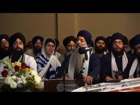 Bhai Harpreet Singh Ji (Toronto) - Sun Man Mithr Piaariaa Mil Vaelaa Hai Eaeh
