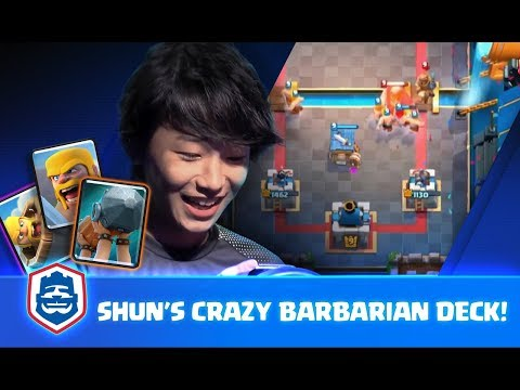 SHUN HOSTED A BARBARIAN PARTY IN CRL ASIA! | SHUN VS TNT | CRL Asia