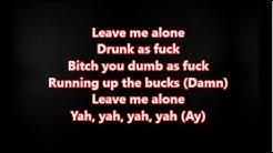 Flipp Dinero - Leave Me Alone(LYRICS)